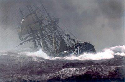 Navegar en la tormenta